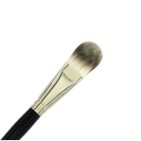 114D-24  Tri Pro Taklon Foundation Brush