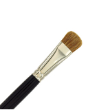 114N-18  Small Natural Foundation Brush