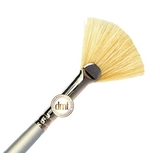 605-12 Bristle Fan Brush (Small)