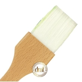625-36 Medium Synthetic Flat Brush