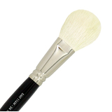 116W-24 Silky Soft Powder Blush Brush