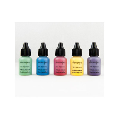 Elementwo Canvas Blend Pigment Kit (5x10ml)